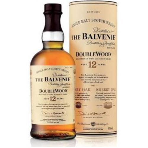 THE BALVENIE DOUBLEWOOD 12 ANS 5cl