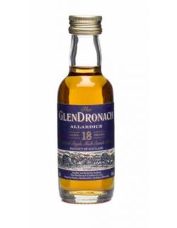 GLENDRONACH 18 ANS