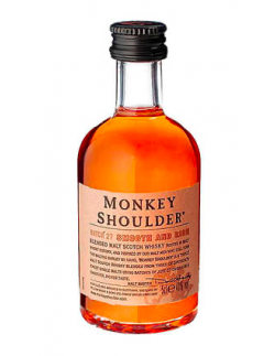 MONKEY SHOULDER 5 CL