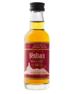 BENRIACH 12 ANS SHERRY WOOD