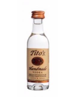 Tito's Vodka - 5cl