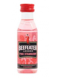 Beefeater, Pink Strawberry...